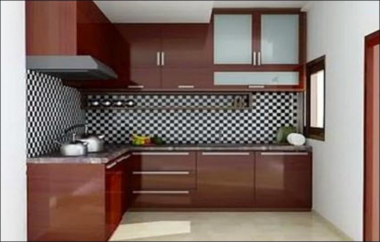Gambar Dapur Minimalis 1