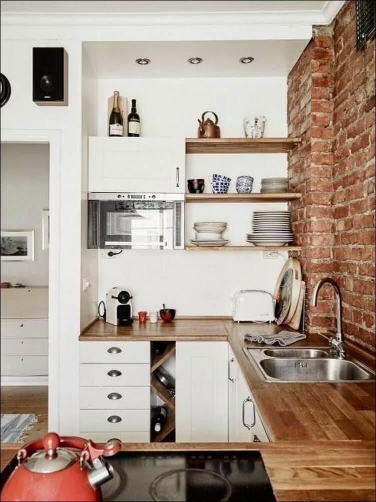 Gambar Dapur Kecil Minimalis