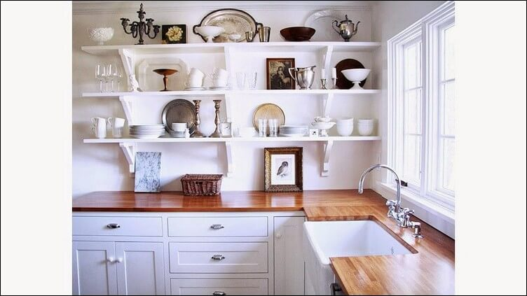 5 Ide  Desain Interior Dapur  Cantik Nan Mungil Ide  Rumah Asri