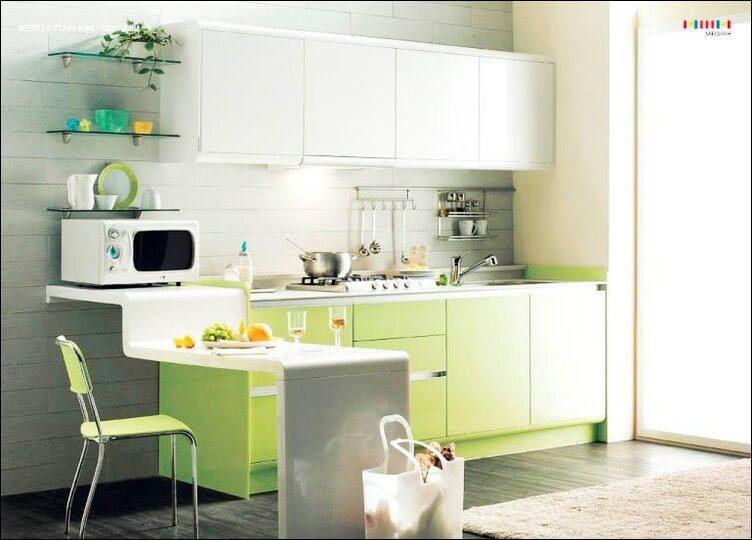 Dapur minimalis dan Meja Makan 1