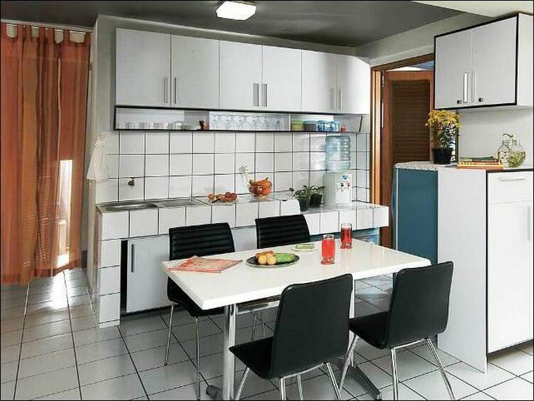foto Dapur minimalis dan Meja Makan 1