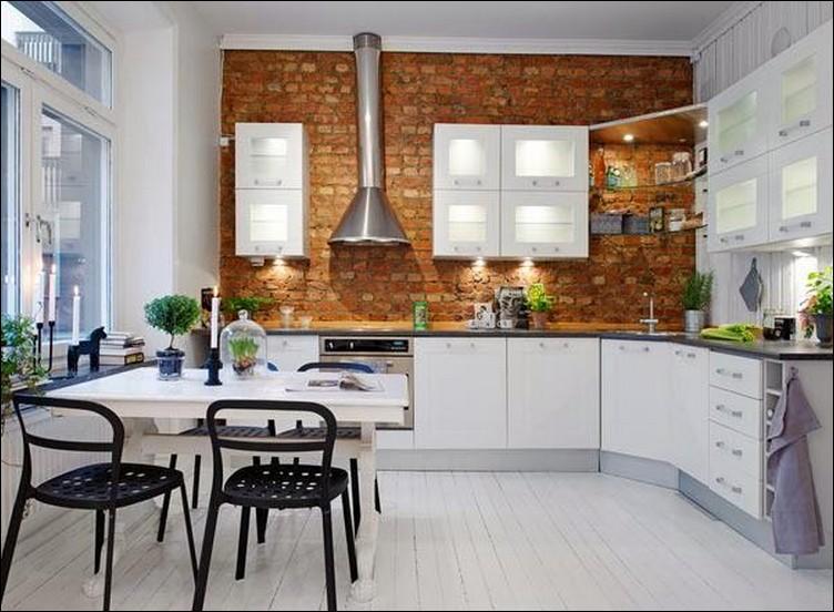 Alternatif Dekorasi Dapur Minimalis Sederhana Mungil Nan Cantik 5