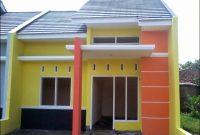 gambar rumah kuning
