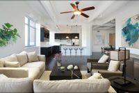 gaya interior rumah modern